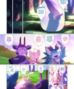 DokiDoki Moffles - A Fruitful Quest 037 and Gay furries comics