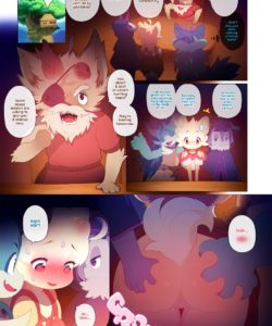 DokiDoki Moffles - A Fruitful Quest 039 and Gay furries comics