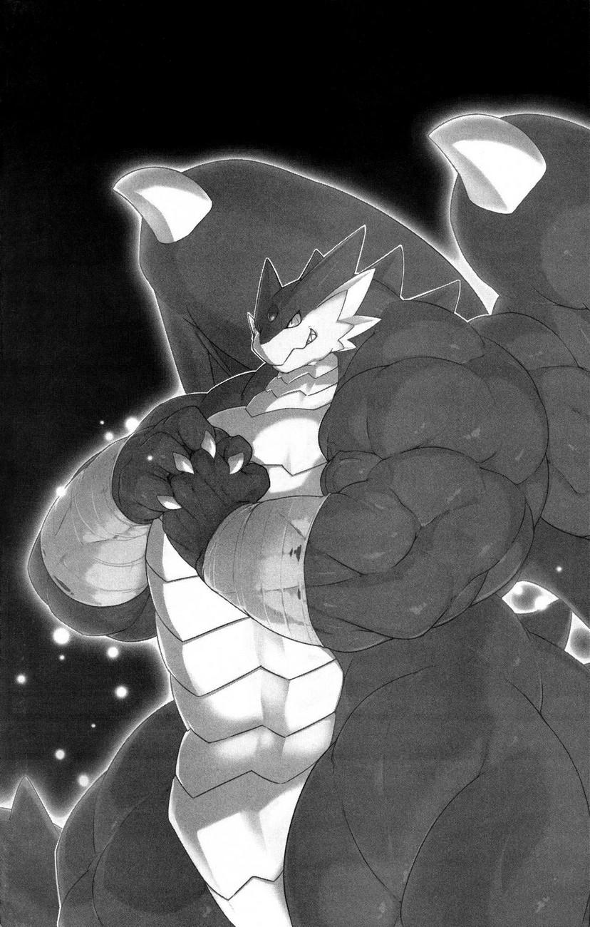 Dragon Sanctuary gay furry comic