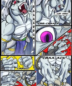 Dragoncorn 003 and Gay furries comics