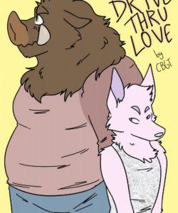 Drive Thru Love 001 and Gay furries comics