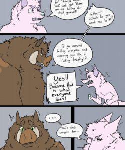 Drive Thru Love 027 and Gay furries comics