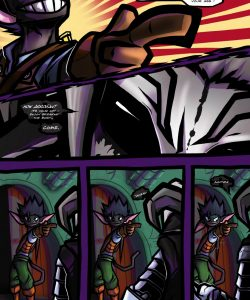Dungeon Fantasy XXXVIII 005 and Gay furries comics