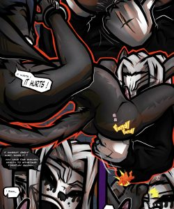 Dungeon Fantasy XXXVIII 012 and Gay furries comics