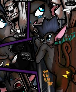 Dungeon Fantasy XXXVIII 017 and Gay furries comics