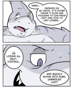 Dyers X Ollie 003 and Gay furries comics