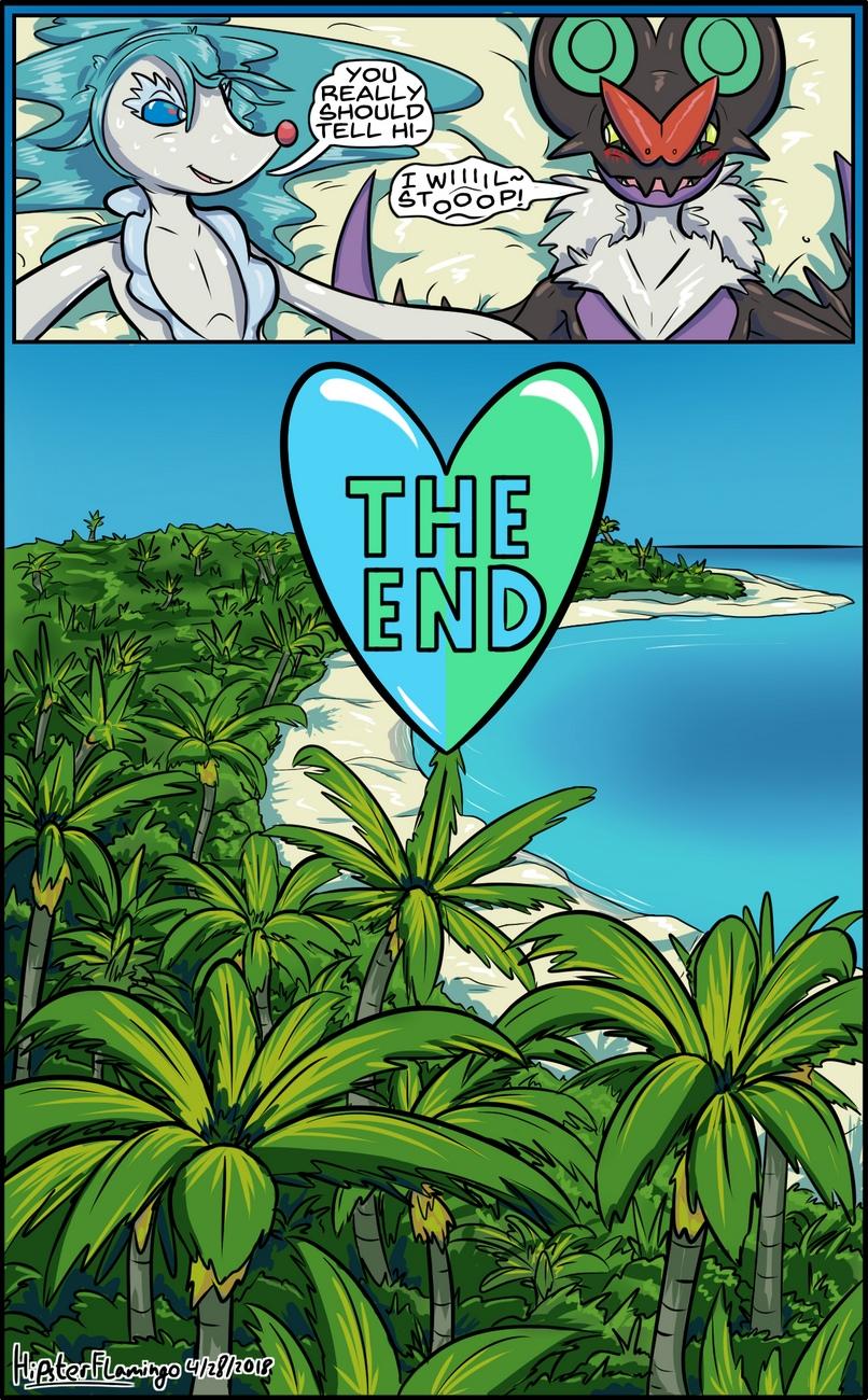 Echo Beach gay furry comic