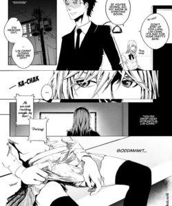 Egoism 001 and Gay furries comics