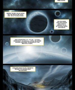 Exodus 1 - Euribatos The Tenebrous 002 and Gay furries comics