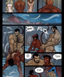 Exodus 1 - Euribatos The Tenebrous 006 and Gay furries comics