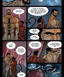 Exodus 1 - Euribatos The Tenebrous 007 and Gay furries comics