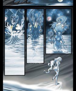 Exodus 1 - Euribatos The Tenebrous 010 and Gay furries comics