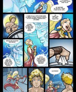 Exodus 1 - Euribatos The Tenebrous 027 and Gay furries comics