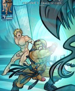 Exodus 2 - Sibaris Of Cirfis 001 and Gay furries comics