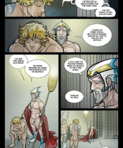 Exodus 2 - Sibaris Of Cirfis 003 and Gay furries comics