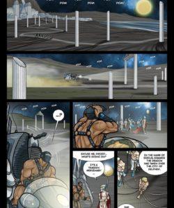 Exodus 2 - Sibaris Of Cirfis 004 and Gay furries comics