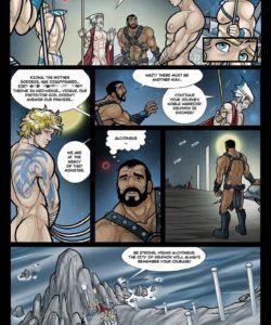 Exodus 2 - Sibaris Of Cirfis 005 and Gay furries comics