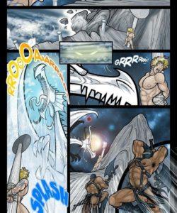 Exodus 2 - Sibaris Of Cirfis 006 and Gay furries comics