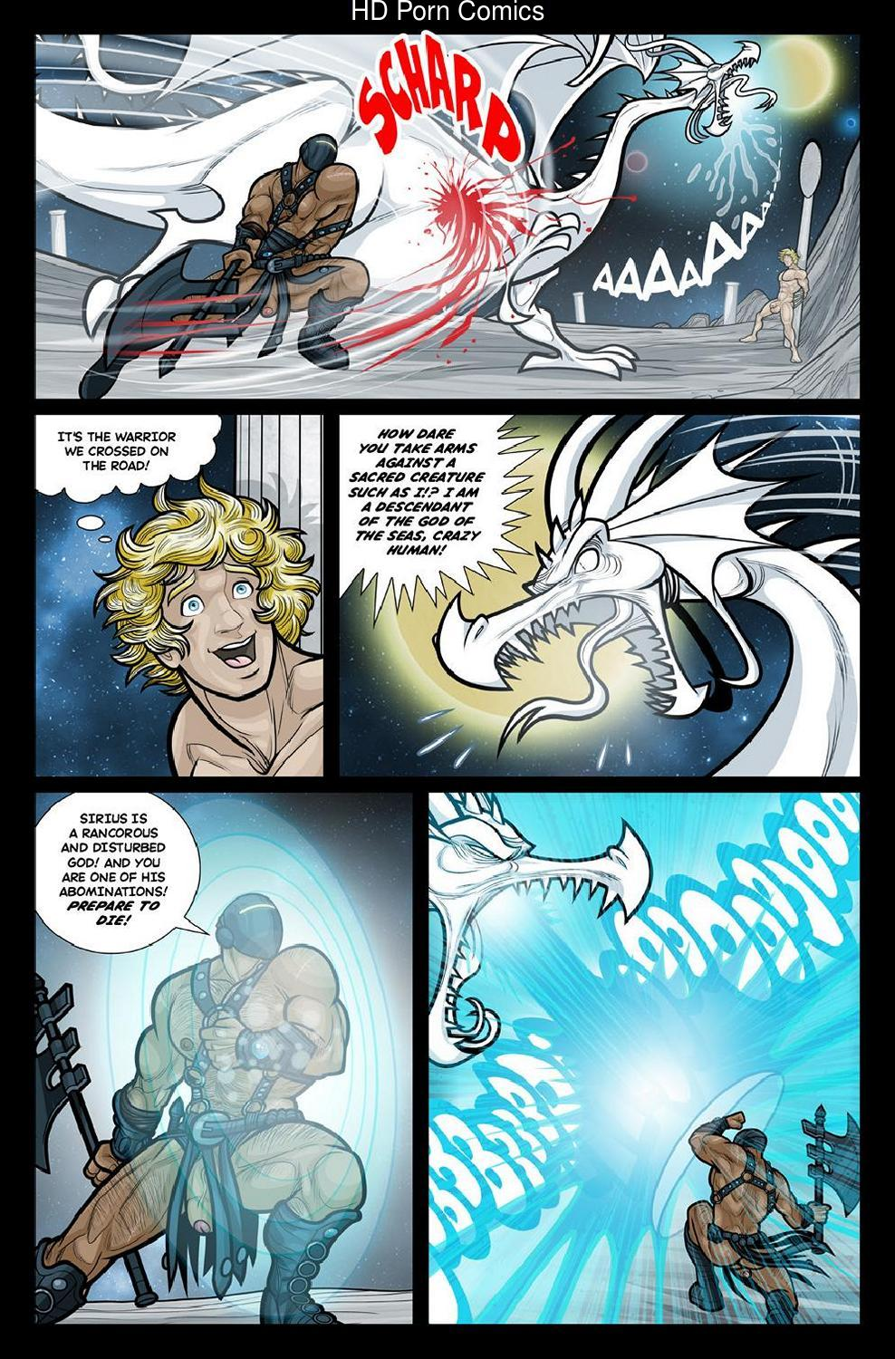 Exodus 2 – Sibaris Of Cirfis gay furry comic