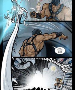 Exodus 2 - Sibaris Of Cirfis 008 and Gay furries comics