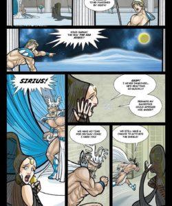 Exodus 2 - Sibaris Of Cirfis 020 and Gay furries comics