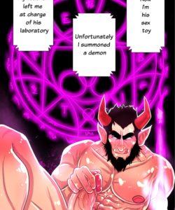 Ferbit Comic 3 - The Helper 2 002 and Gay furries comics
