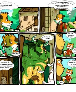 Finding A New Home 001 and Gay furries comics