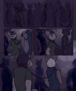 First Night Out 002 and Gay furries comics