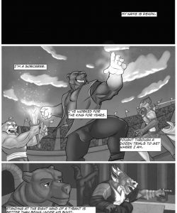 Forest Fires 1 002 and Gay furries comics