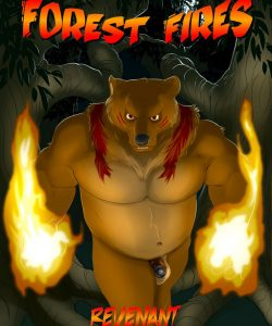 Forest Fires 2 - Revenant 001 and Gay furries comics