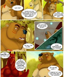 Forest Fires 2 - Revenant 004 and Gay furries comics