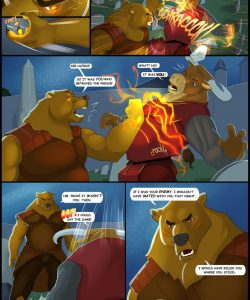 Forest Fires 2 - Revenant 016 and Gay furries comics