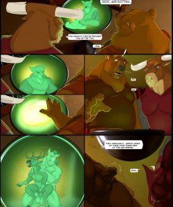 Forest Fires 2 - Revenant 018 and Gay furries comics