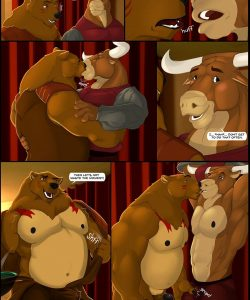 Forest Fires 2 - Revenant 019 and Gay furries comics