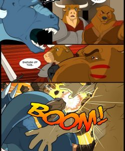 Forest Fires 2 - Revenant 032 and Gay furries comics
