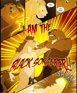Forest Fires 2 - Revenant 034 and Gay furries comics