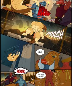 Forest Fires 2 - Revenant 037 and Gay furries comics