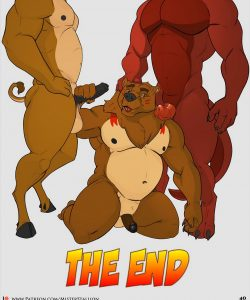 Forest Fires 2 - Revenant 041 and Gay furries comics