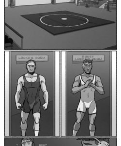 Friction 003 and Gay furries comics