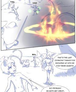 Furry Fantasy XIV 2 016 and Gay furries comics