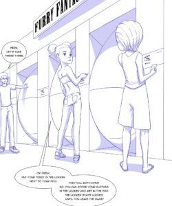 Furry Fantasy XIV 3 006 and Gay furries comics