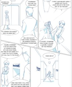 Furry Fantasy XIV 3 045 and Gay furries comics