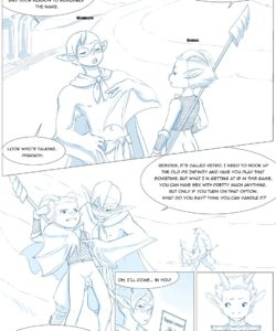 Furry Fantasy XIV 3 052 and Gay furries comics