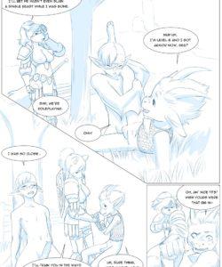 Furry Fantasy XIV 3 054 and Gay furries comics