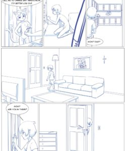 Furry Fantasy XIV 3 059 and Gay furries comics
