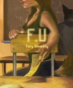 Furry U 001 and Gay furries comics