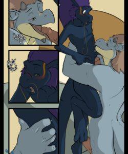 Furry U 024 and Gay furries comics