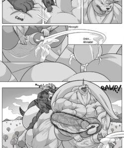 Gabumon's Feast 013 and Gay furries comics