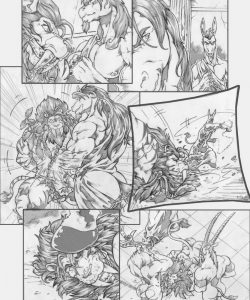Gangbang Punishment 005 and Gay furries comics