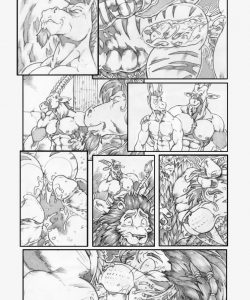 Gangbang Punishment 008 and Gay furries comics